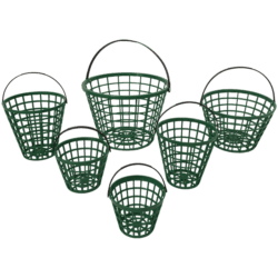 Plastic Driving Range Golf Ball Baskets