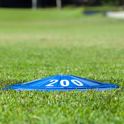 Kirby Markers Complete Yardage Marker Par West Turf